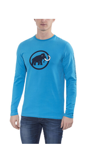Mammut Snow Longsleeve Shirt Men atlantic